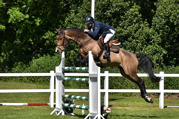 BICTON FOXHUNTER 2nd ROUND