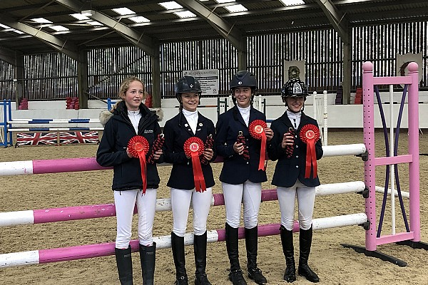 BEE and SYD WINNERS of NSEA TEAM COMPETITION